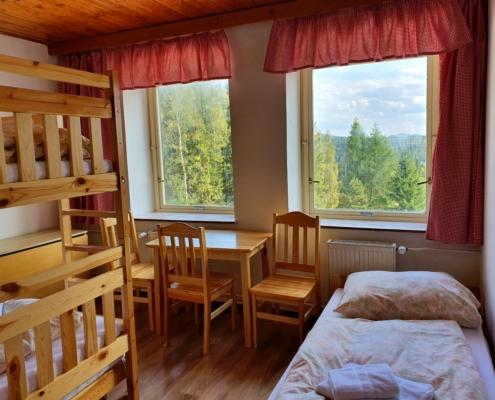 ubytování pro 4 osoby